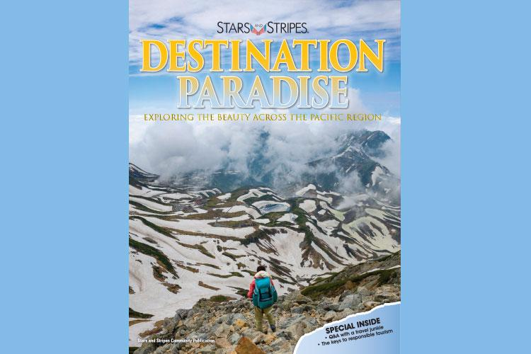 Submit your story for our Destination Paradise magazine!