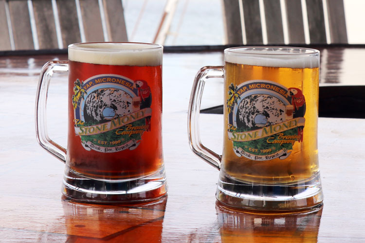 Remote Island Micro-Brewery has been Refreshing Divers for 20 Years
