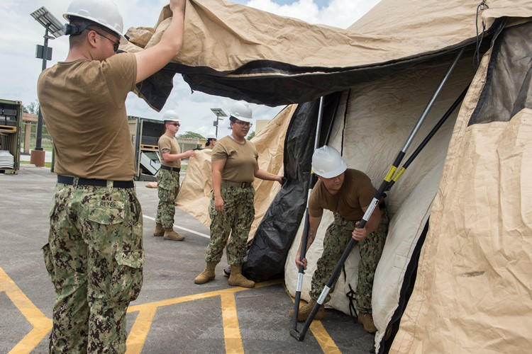 NEFCPAC conducts integrated training, reservists gain specialized skills