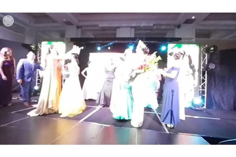 Guam virtual tours: Miss World Guam 2017 - backstage pass