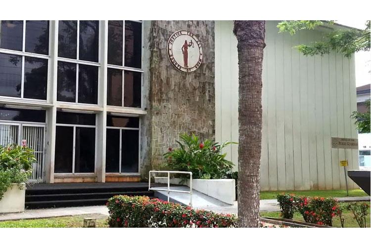 Guam virtual tours: Old Court Building