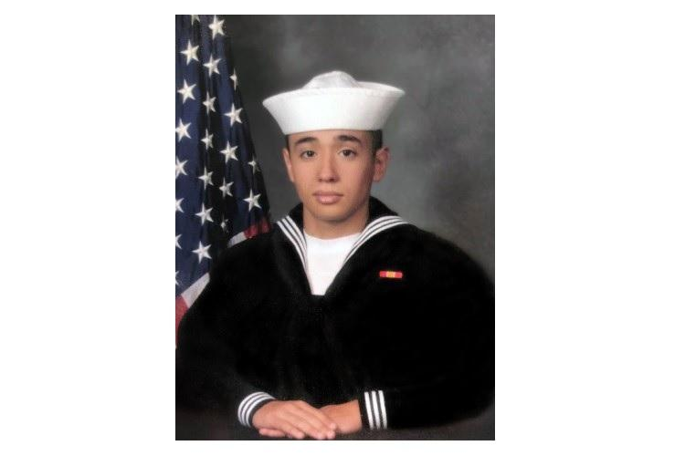 Petty Officer 3rd Class Daniel Perez, a naval aircrewman assigned to Helicopter Sea Combat Squadron 25, was found unresponsive and pulled from the water in Fish Eye Marine Park, Guam, on Jan. 11, 2020. (U.S. NAVY)