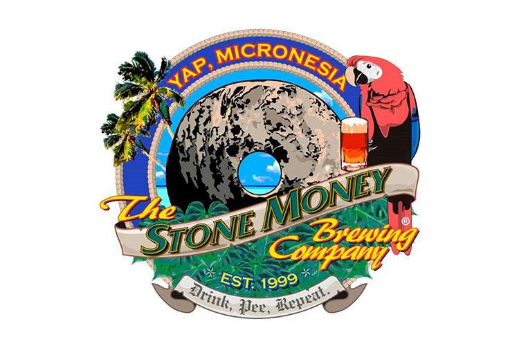 Logo of the Stone Money Brewing Company