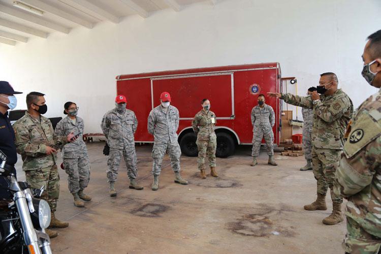 U.S. Army National Guard photos by JoAnna Delfin