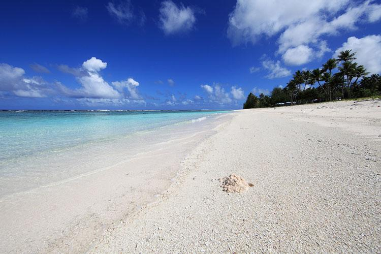 Teteto Beach (Photos courtesy of Marianas Visitors Authority)