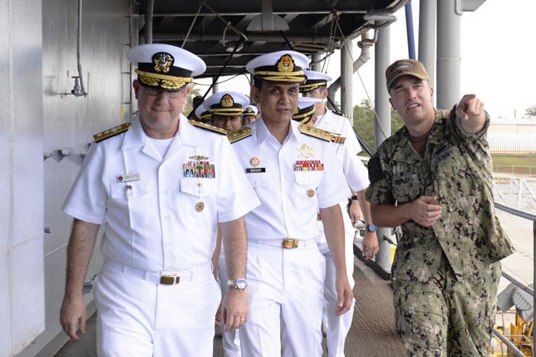 U.S. Navy photo by Mass Communication Specialist 3rd Class Randall W. Ramaswamy/Released