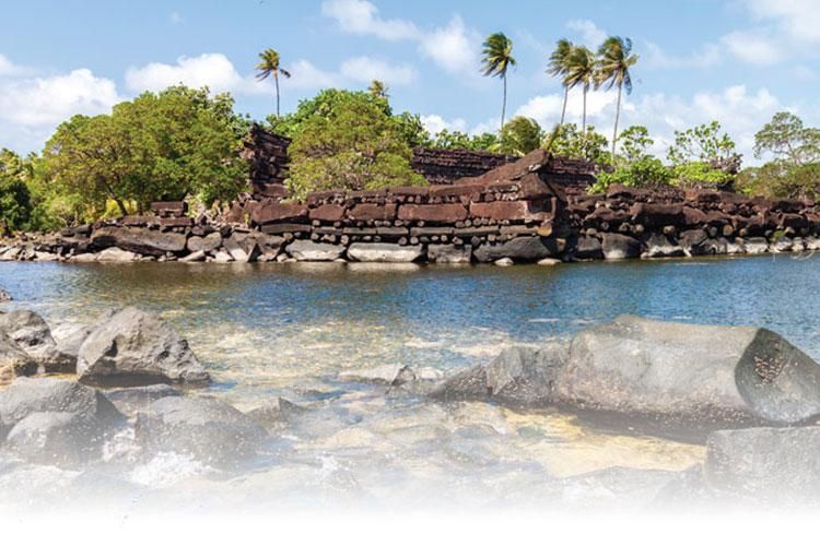 The Nan Madol ruins (File photo)