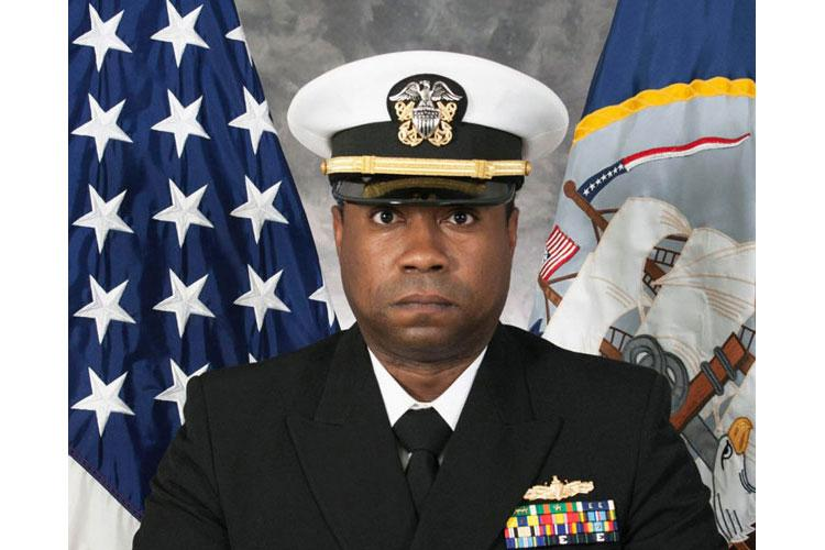Lt. Cmdr. Randall J. Clemons was relieved of duty as executive officer aboard the USS McCampbell on Tuesday, Aug. 20, 2019. (U.S. NAVY)
