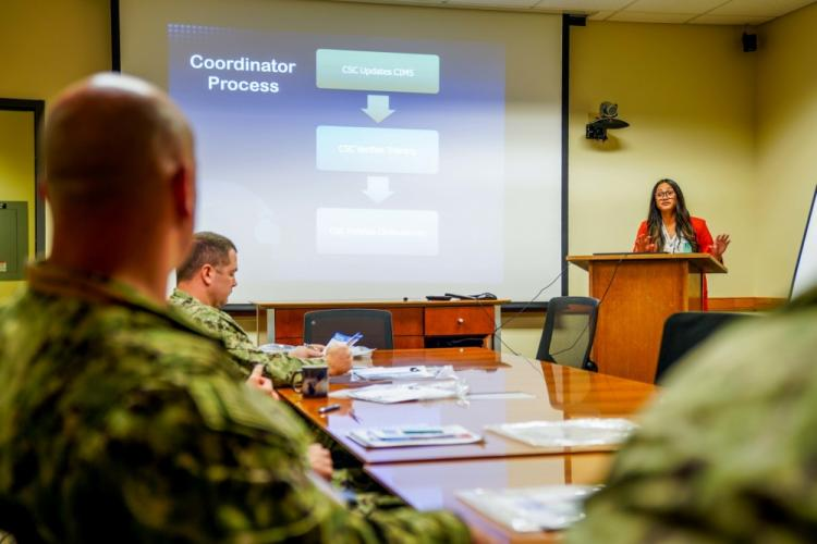 U.S. Navy photo by Mass Communication Specialist 2nd Class Kelsey J. Hockenberger