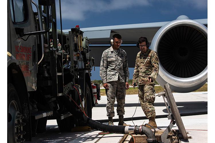 U.S. Air Force photo by Airman 1st Class Michael S. Murphy