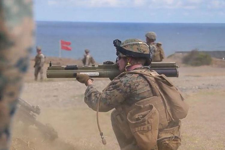 Video by Petty Officer 2nd Class Kelsey Hockenberger