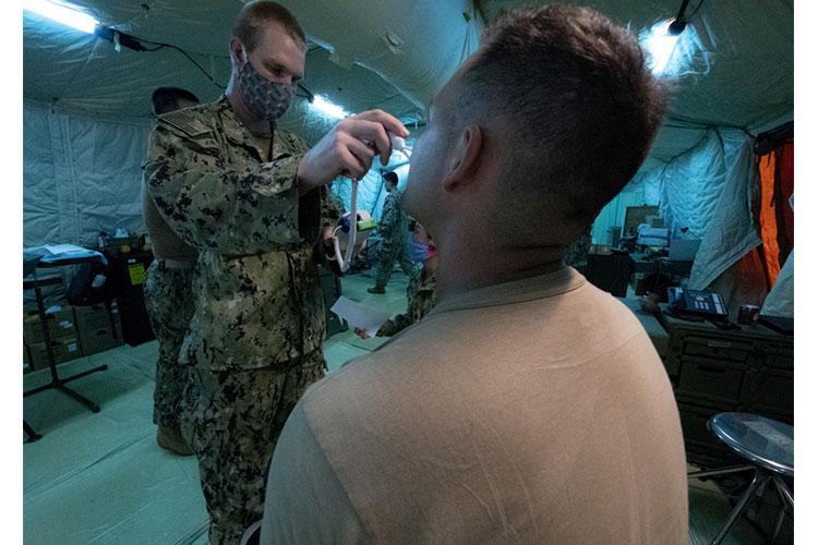 U.S. Navy photo by Mass Communication Specialist 1st Class Julio Rivera