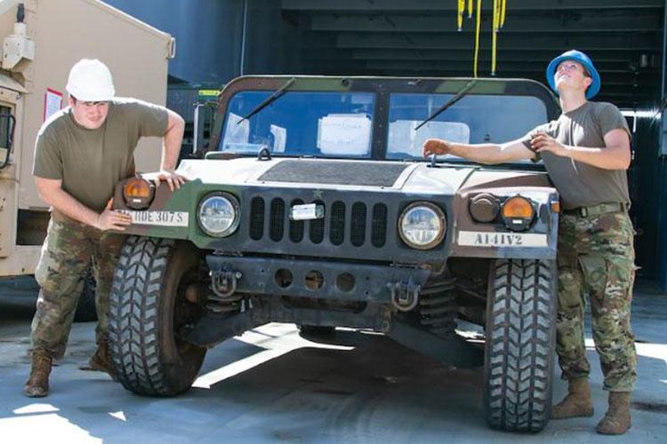 U.S. Army photo by Spc. Richard Carlisi, I Corps Public Affairs