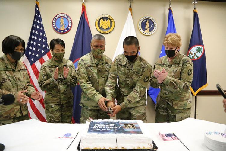 U.S. Army National Guard photo by JoAnna Delfin