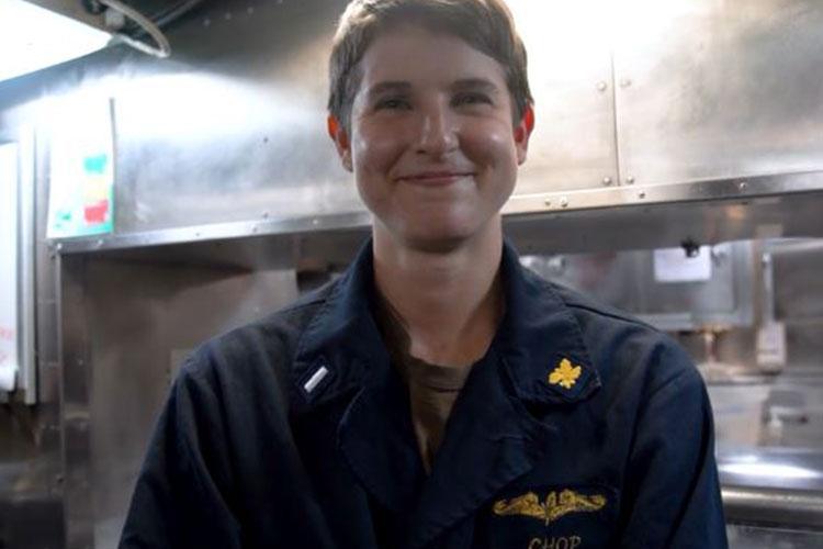 U.S. Navy video by Mass Communication Specialist 2nd Class Kelsey J. Hockenberger