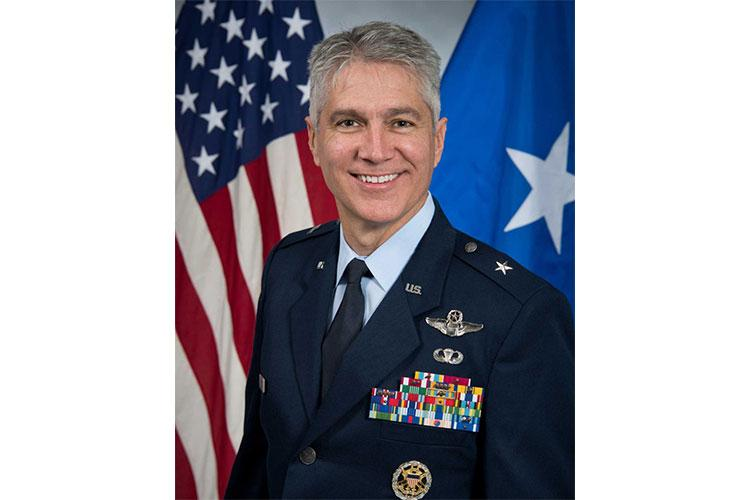 Air Force Brig. Gen. Jeremy Sloane has been selected to become the next commander of the 36th Wing at Andersen Air Force Base, Guam. U.S. AIR FORCE