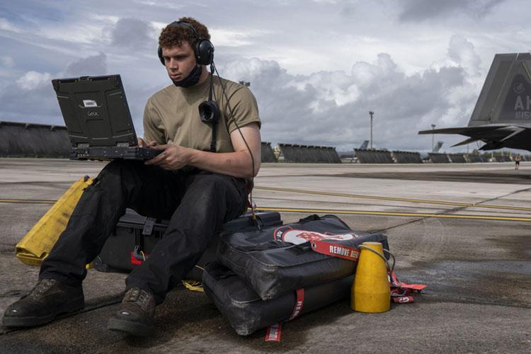 U.S. Air Force photo by Senior Airman Justin Wynn