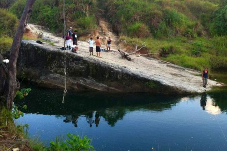 Tarzan Swim Hole