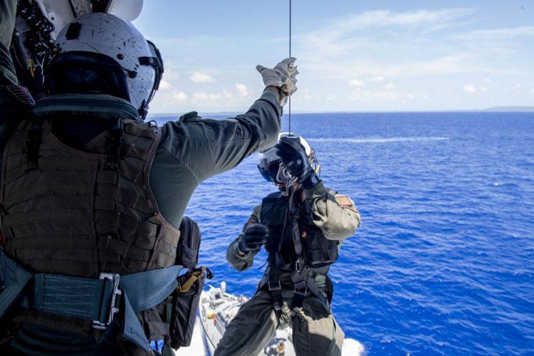U.S. Navy photo by Mass Communication Specialist 2nd Class Kelsey L. Adams