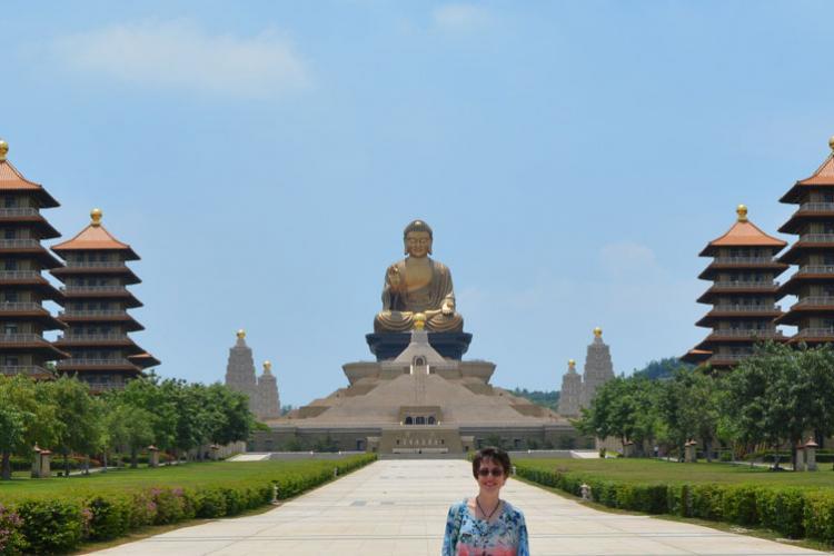 Fo Guang Shan (Photos by Sarah Hodge)