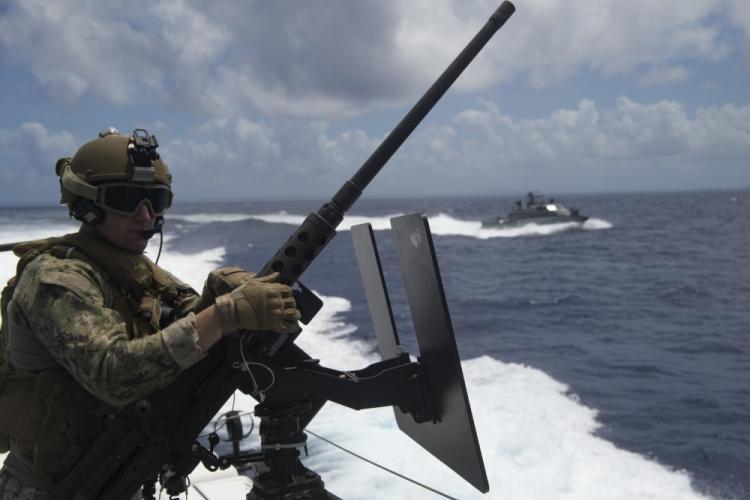 U.S. Navy photo by Mass Communication Specialist 2nd Class Kory Alsberry