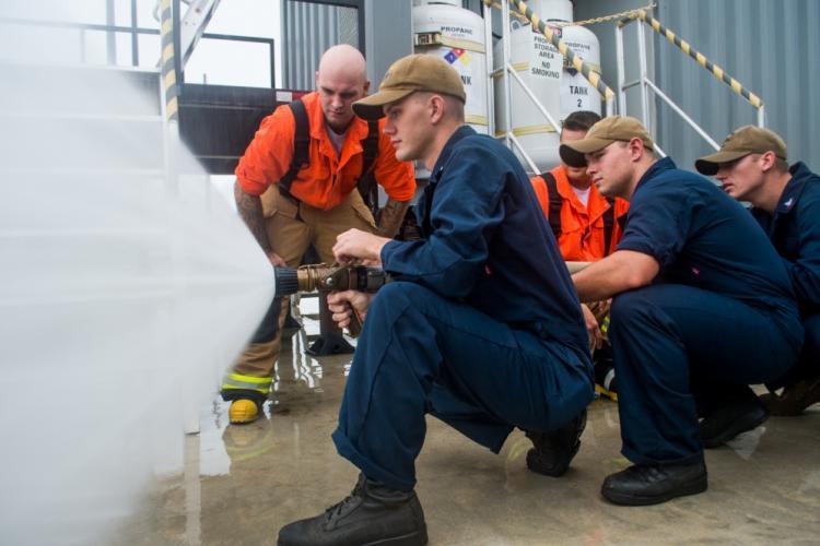 U.S. Navy photo by Mass Communication 2nd Class Kelsey J. Hockenberger