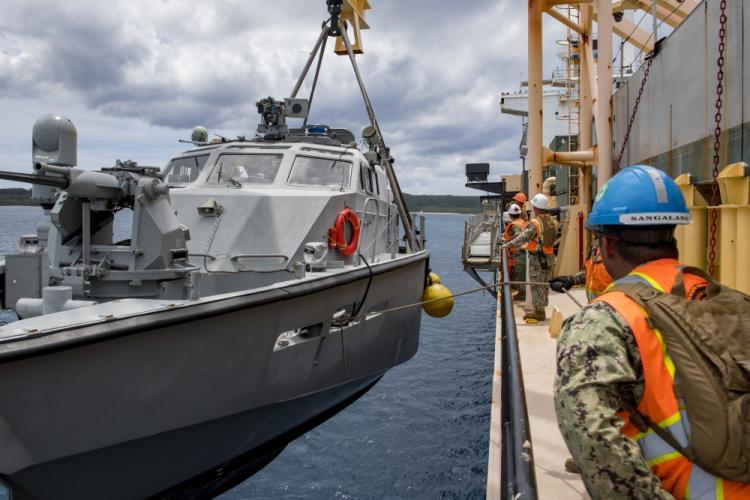 U.S. Navy photo by Mass Communication Specialist 2nd Class Jasen Moreno-Garcia/Released