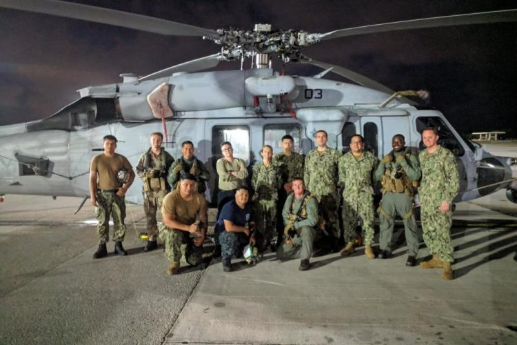 U.S. Navy photo by Petty Officer 2nd Class Jordan Crouch