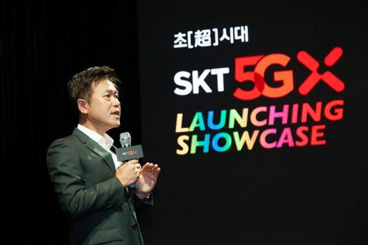 Photo courtesy of SK Telecom