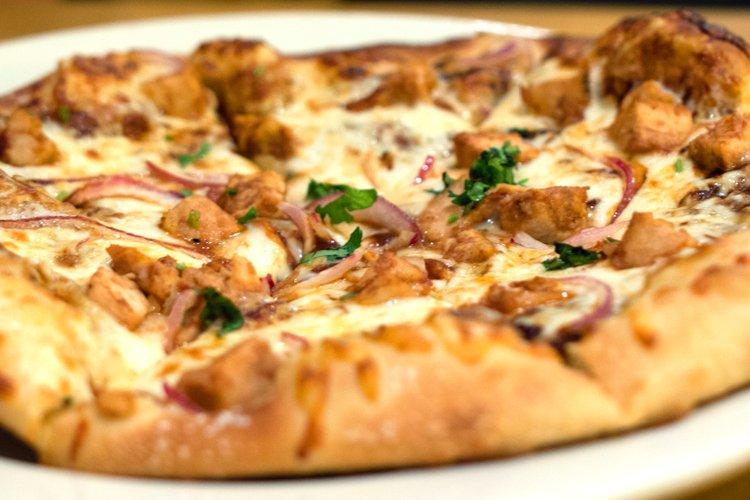 Amazing Pizza California Pizza Kitchen Stripes Guam