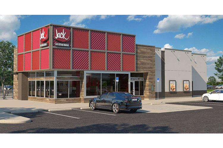 Jack in the Box announces the site of the company's newest location in Tamuning along Marine Corps Drive at the corner of Jalaguac Way, where the company plans to build one of its largest free-standing restaurants with dine-in and drive-through options.