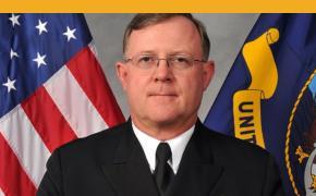 Vice Adm. Timothy Giardina  U.S. Navy