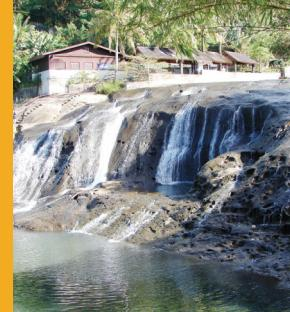 Talofofo falls, one of Guam's must-see sights in the village of Talofofo. File photo, by Tracie Barnthouse