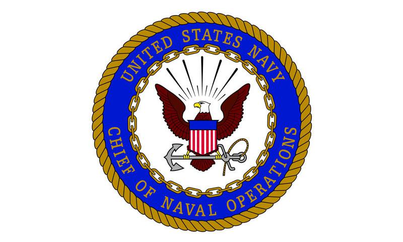 Official seal of the Chief of Naval Operations.