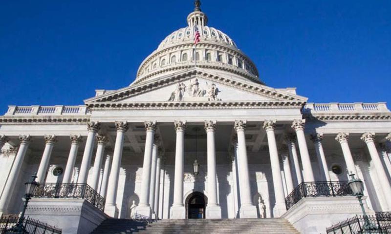 The U.S. Capitol (Joe Gromelski/Stars and Stripes)