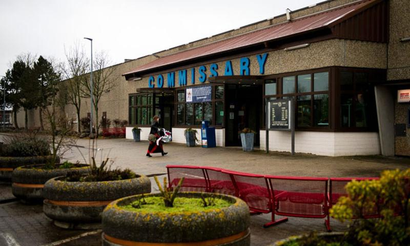 The Sembach commissary is scheduled to close April 29, 2016, as part of the ongoing consolidation of U.S. forces in Europe.