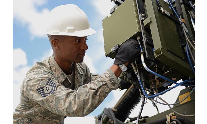Tech. Sgt. Quinton Jones