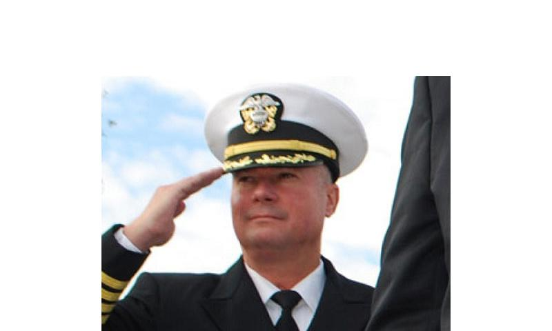 Capt. John P. Heatherington (Chris Calkins/U.S. Air Force)