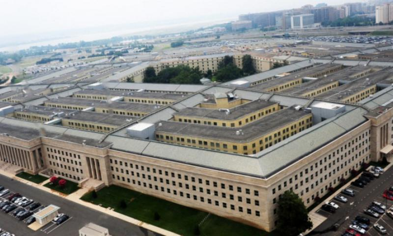 An aerial view of the Pentagon. (Tia Dufour/USMC file photo)