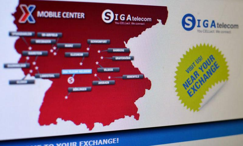 SIGA, a German telecom company that is an AAFES contractor, has sent out emails to its 27,500 customers in Germany, whose personal data was breached. (Armando R. Limon/Stars and Stripes)