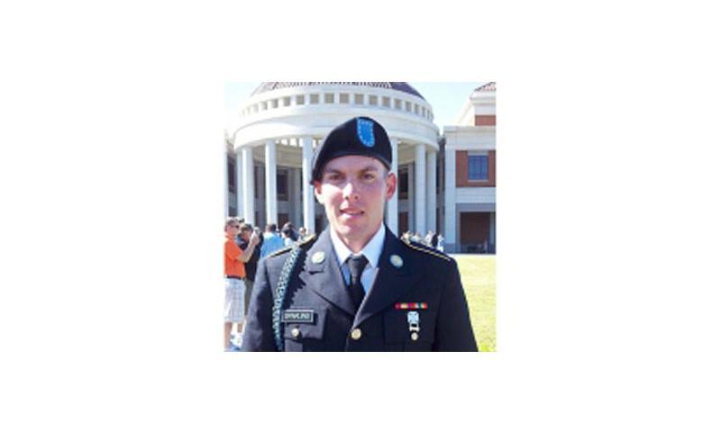 Army Pvt. Michael L. Sparling (Courtesy Sean Higgins)