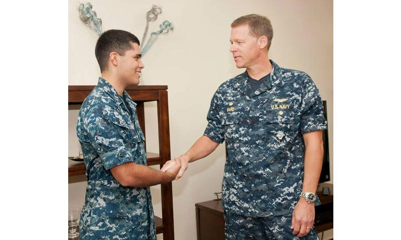 U.S. Navy photo by Shaina Marie Santos/Released
