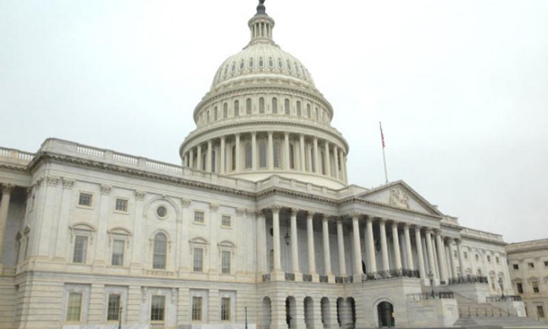The U.S. Capitol on March 21, 2013. (Joe Gromelski/Stars and Stripes)