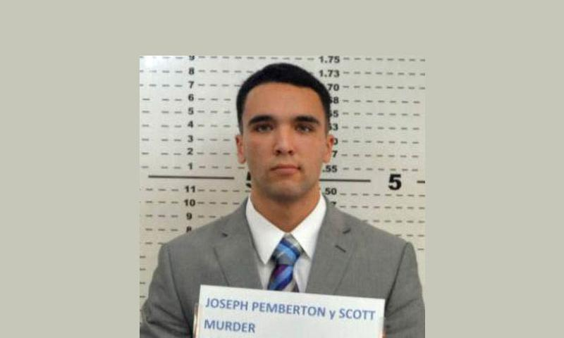 U.S. Marine Pfc. Joseph Scott Pemberton is charged in the Oct. 11, 2014, killing of Jennifer Laude in the Philippines. (Olongapo City Police)