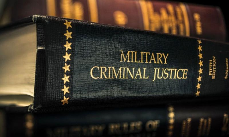Among the changes to the Uniform Code of Military Justice the Pentagon has proposed include giving military judges the authority to decide sentences based on U.S. Department of Justice guidelines, allowing convicted servicemembers the right to appeal, and making military court documents such as judicial rulings public. The changes are the first proposed by the Pentagon in 30 years, after years of Congress mandating change, and would also make the system more transparent to public view. (Samuel Morse)