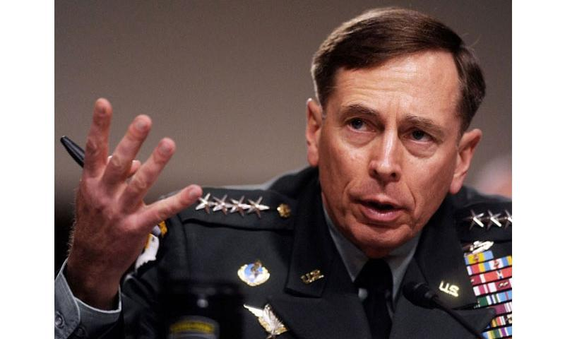 David Petraeus, seen in this 2010 file photo, resigned Friday, Nov. 9, 2012, as CIA director after admitting to having an extramarital affair with his biographer, Paula Broadwell. On Thursday, April 23, 2015, he was sentenced to 2 years' probation and was fined $100,000 for sharing classified information with Broadwell. (Olivier Douliery/Abaca Press/MCT)