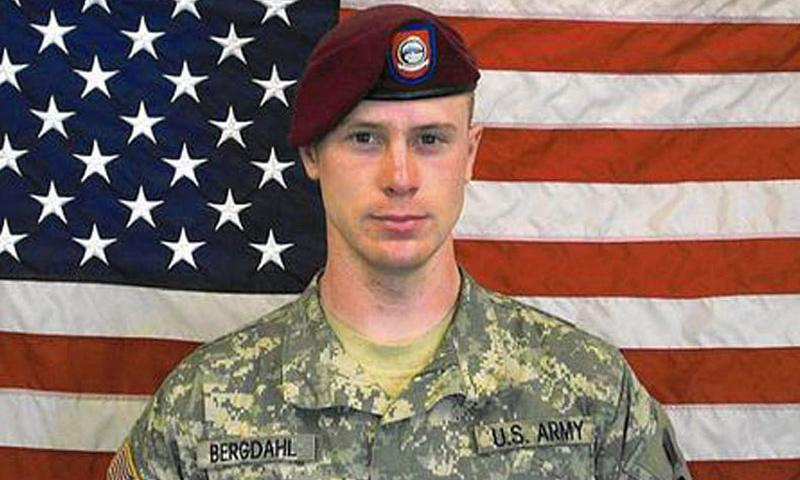 This undated photo provided by the U.S. Army shows Sgt. Bowe Bergdahl. U.S. Army (U.S. Army)