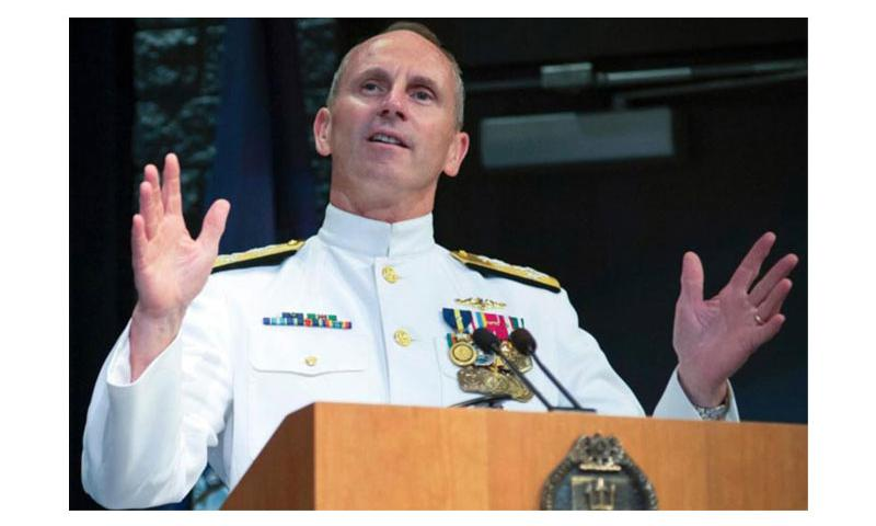 Chief of Naval Operations Adm. Jonathan Greenert. (Peter D. Lawlor/U.S. Navy File Photo)