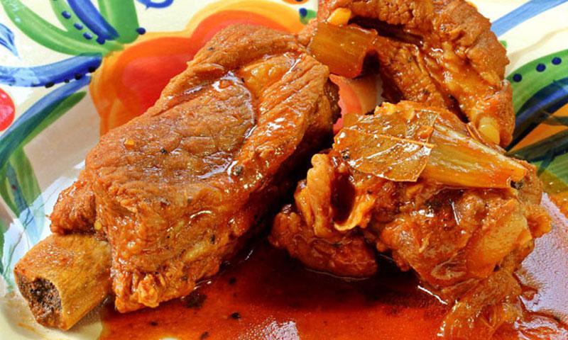 Pork Spare Ribs Adobo (Photos by Rueben Olivas)