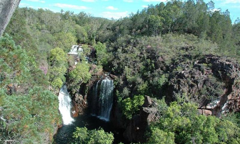 Florence Falls in Lichfield National Park, Australia. (Photo by Seth Robson/Stars and Stripes)